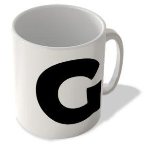 Alphabet Mug – G