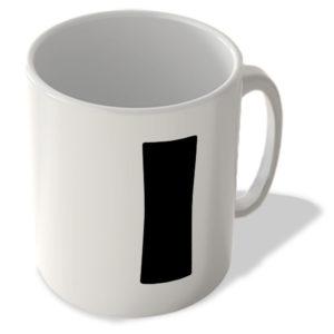 Alphabet Mug – I