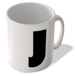 Alphabet Mug – J