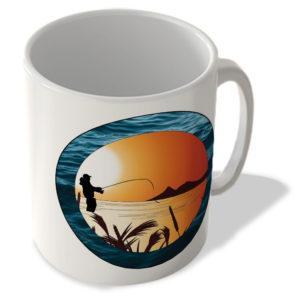Fishing Design – Great For Fishing Lovers – Mug