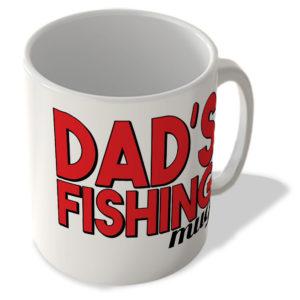 Dad's Fishing Mug – Mug