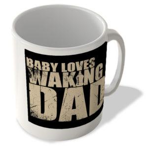 Baby Loves Waking Dad – The Walking Dead – Mug