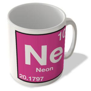 (10) Neon – Ne – Periodic Table Mug