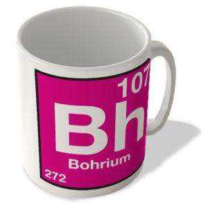 (107) Bohrium – Bh – Periodic Table Mug