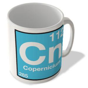(112) Copernicium – Cn – Periodic Table Mug