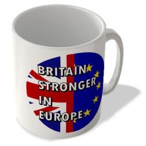 Britain Stronger In Europe – Mug