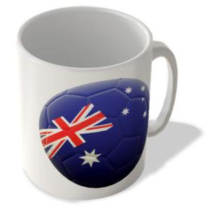 Australia – Football Mug