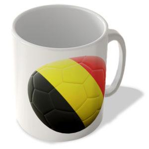 Belgium – Football Mug