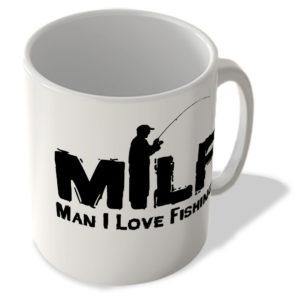 Milf – Man I Love Fishing! – Mug