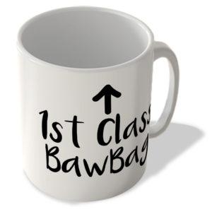 1st Class Bawbag – Mug
