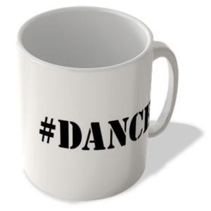 #Dance – Hashtag Mug