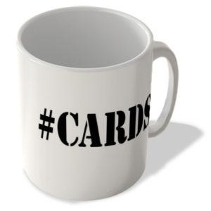 #Cards – Hashtag Mug