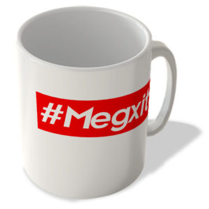#Megxit – Hashtag Mug