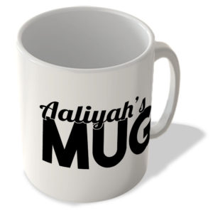 Aaliyah's Mug – Name Mug