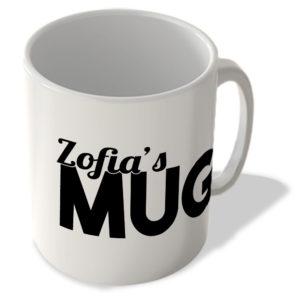 Zofia's Mug – Name Mug