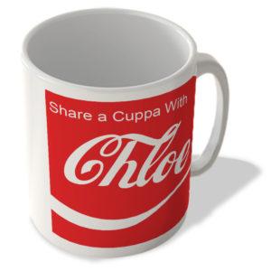 Share a Cuppa with Chloe – Mug