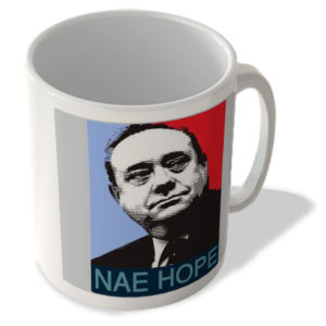 Alex Salmond – Nae Hope – Scottish Mug