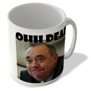 Alex Salmond Ohh Dear – Scottish Mug