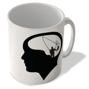 Thinking About Fishing – Mug
