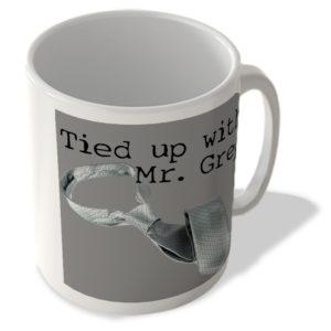 50 Shades – Tied Up With Mr. Grey – Mug