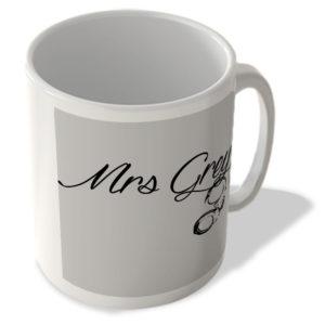 50 Shades – Mrs Grey – Mug