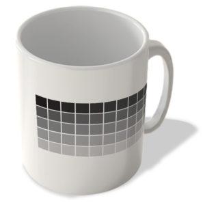50 Shades Different Shades Of Grey – Greyscale – Mug