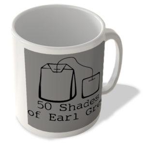 50 Shades Of Earl Grey – Mug