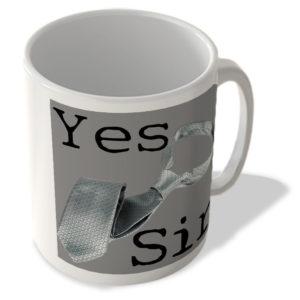 50 Shades – Yes Sir – Mug