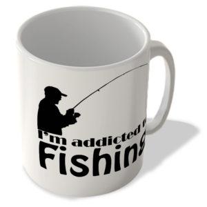 I'm Addicted To Fishing – Mug