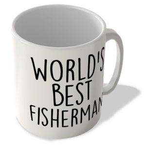 World's Best Fisherman – Mug