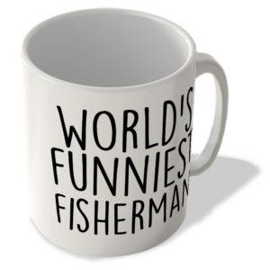 World's Funniest Fisherman – Mug