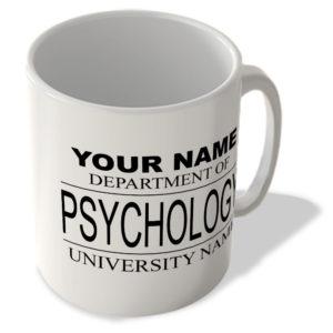 Your Name – Department Of Psychology – Your University Name – Mug