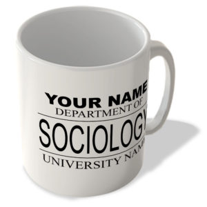 Your Name – Department Of Sociology – Your University Name – Mug