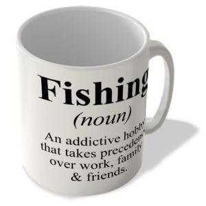 Fishing Definition – Mug