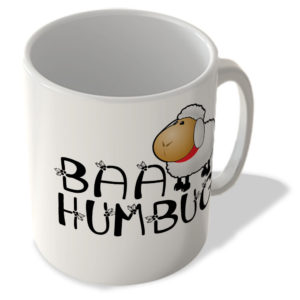 Baa Humbug, Sheep – Mug